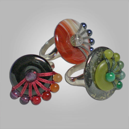Marion Hunziker-Larsen Jewelry | Art at the Matador