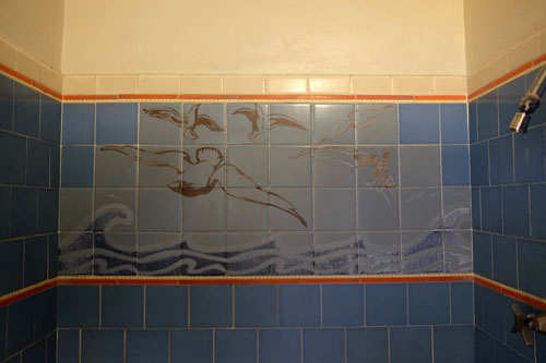 Art & Architecture | Matador Motel Tilework