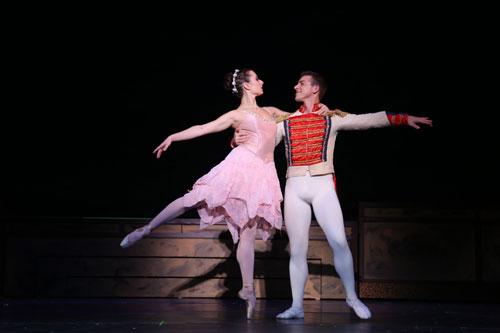 Chico Community Ballet at the Art at the Matador
