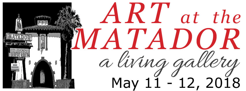 Art at the Matador - a Living Gallery