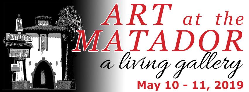 Art at the Matador 2019