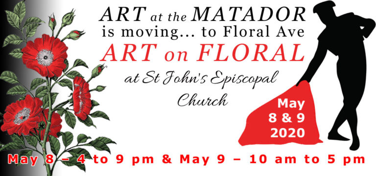 Art at the Matador is moving to Floral Ave