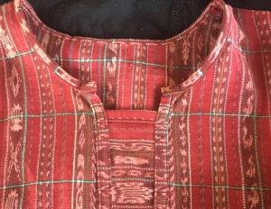 Fabric Art by Mira Talbott-Pope